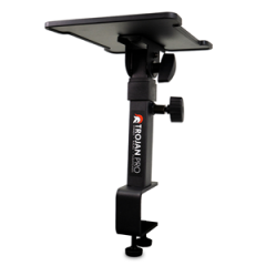 Trojan Pro DCMS-02 Desk Clamp Monitor Stands (Pair)