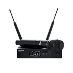 Shure QLXD24/SM87-K51 Handheld Wireless Microphone System