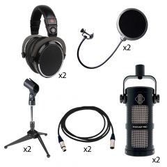 Rodecaster Pro DUO Bundle