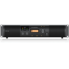 Behringer NX3000D Power Amplifiers