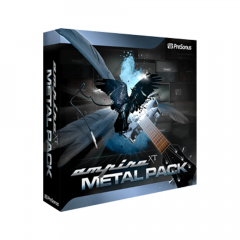 Ampire XT Metal Pack