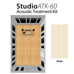 Studiospares StudioATK-60 Acoustic Treatment Kit Beige